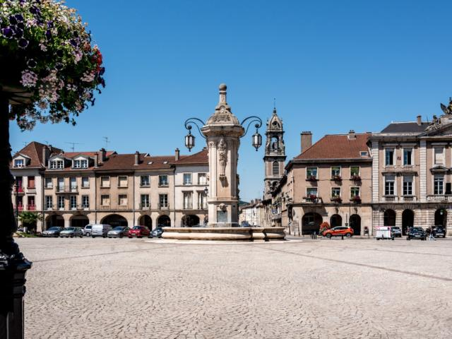 Place Duroc - Pont-à-Mousson
