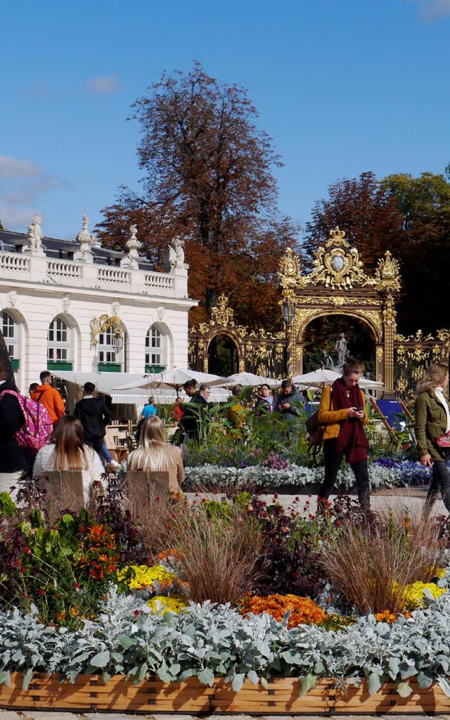 Jardin Ephémère 2019