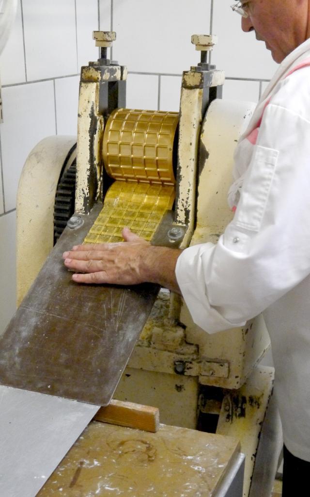 Préparation des Bergamotes