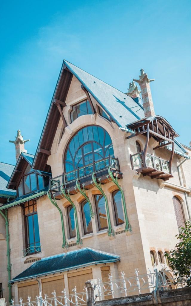 Villa Majorelle Art nouveau