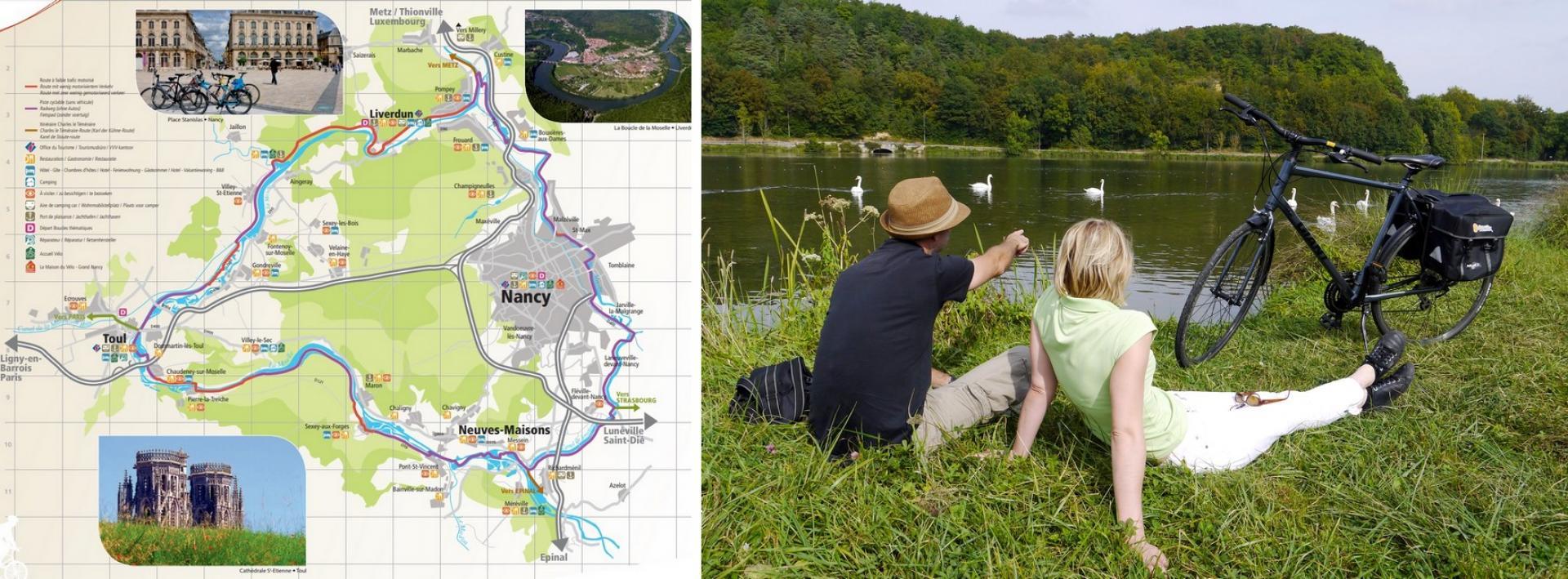 Cyclotourisme Boucle De La Moselle