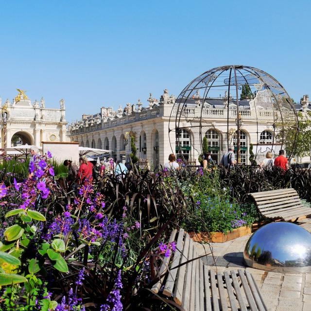 Jardin éphémère 2020
