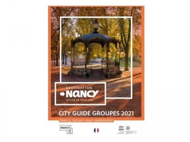 Couverture City Guide Groupes 2021