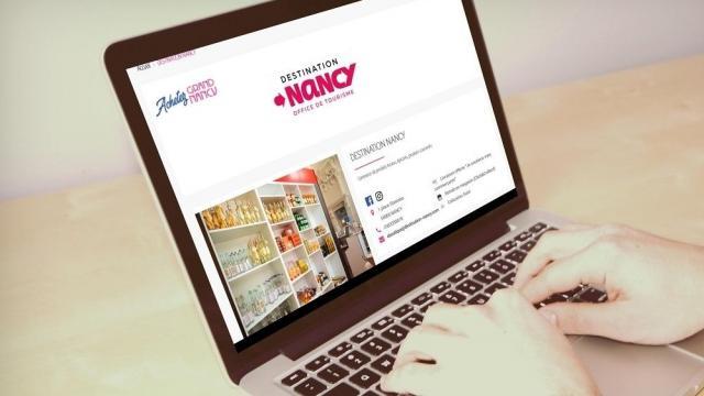 Retrouvez Destination Nancy sur la plateforme Achetez Grand Nancy