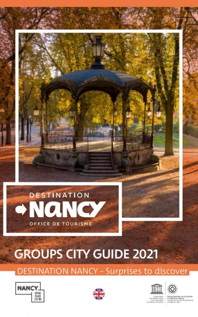 Groups City Guide 2021