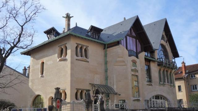 Villa Majorelle après restauration 2020