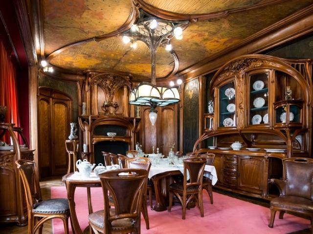Musée de l'Ecole de Nancy - Salle à manger Masson