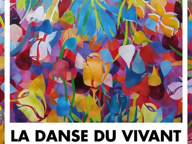 Affiche Expo La Danse Du Vivant