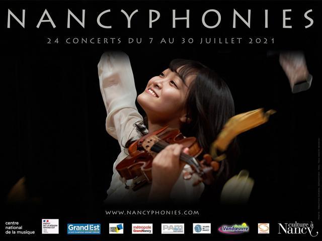 Affiche Nancyphonies 2021