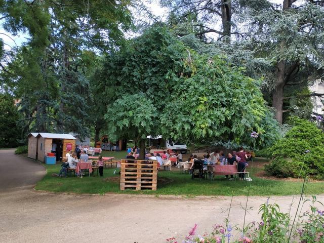 Guinguette Parc Blondot