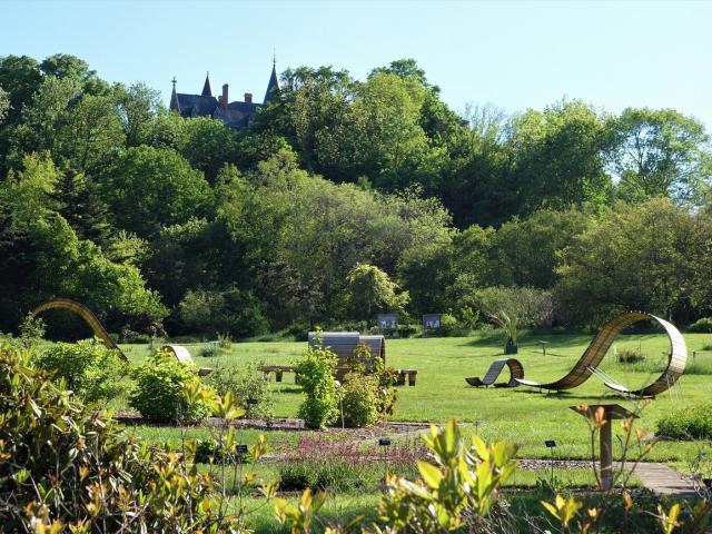 Jardin Botanique Jean Marie Pelt Parc