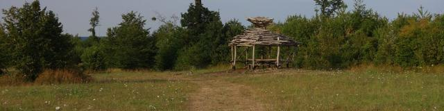 Hutte Parc De Brabois