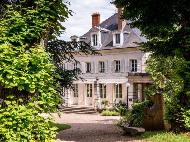 Parc Mme De Graffigny Villers Les Nancy