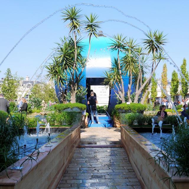 Jardin Ephemere 2021- Eaux de vie