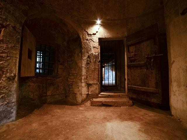 Porte De La Craffe Intérieur