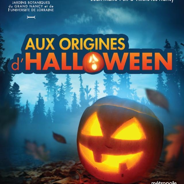 Affiche Aux Origines D Halloween 2021