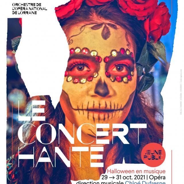 Concert Hanté Opéra 2021
