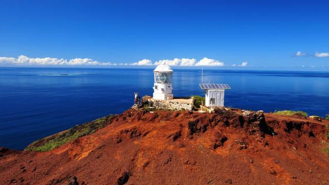 Cap N'dua et vue sur le Lagon - Yaté