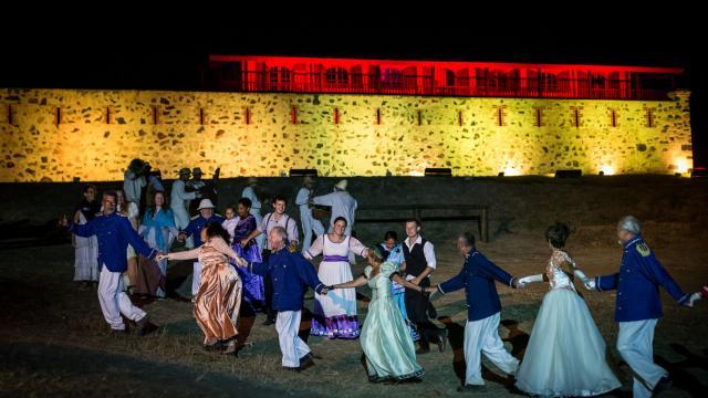 Festival Son et Lumière au Fort Teremba - Moindou
