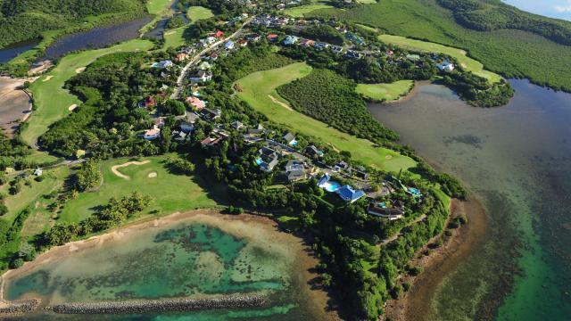 Golf de Tina - Nouméa