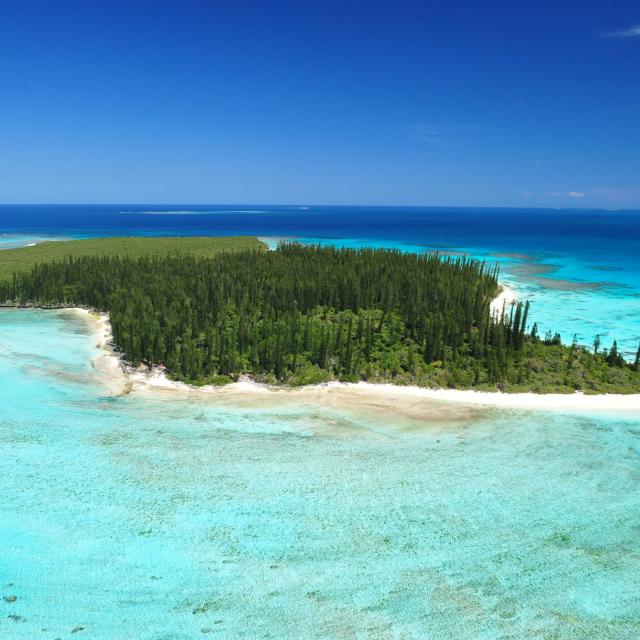 L'îlot Brosse - île des pins