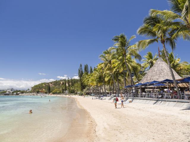 Plage du Méridien Anse Vata - Nouméa