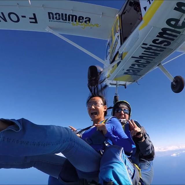 Parachute - Bourail
