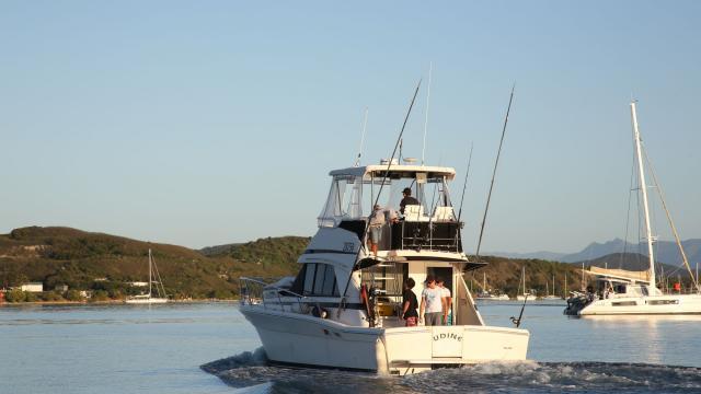 Pêche Nouméa