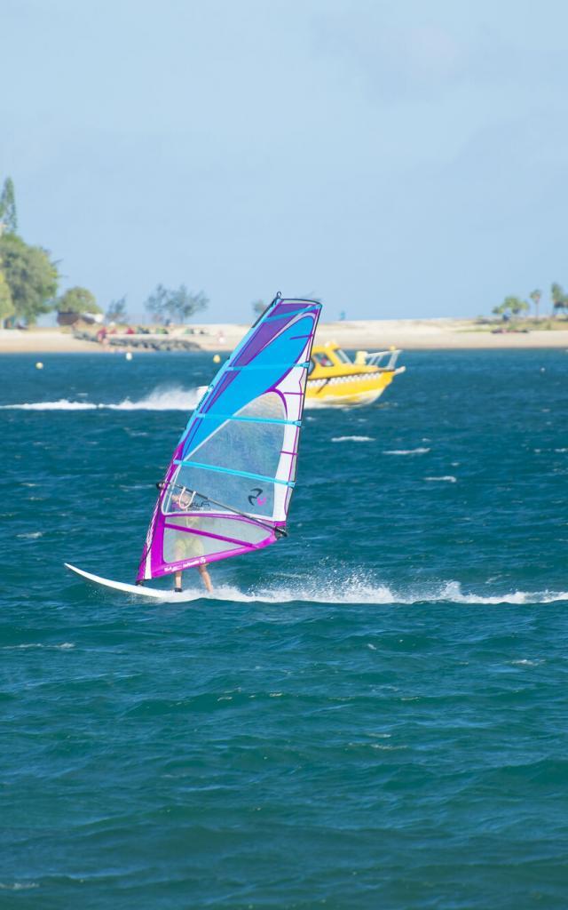 Planche à voile - Nouméa