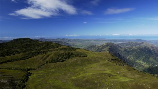 Plateau de Dogny - La Foa