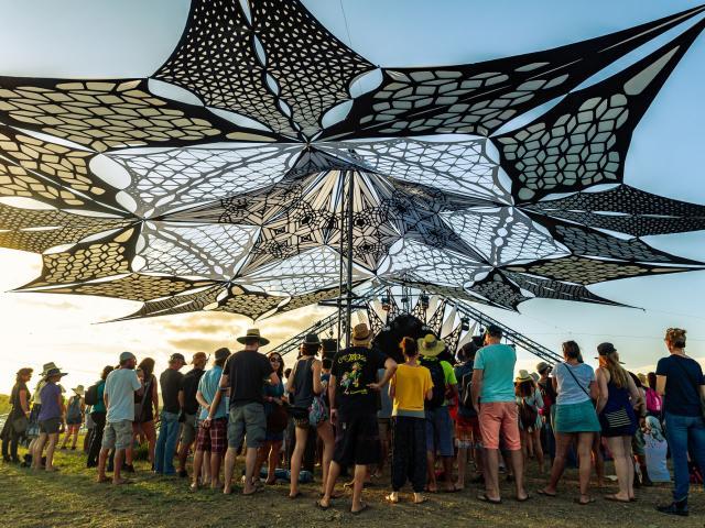 Blackwoodstock Festival Moindou