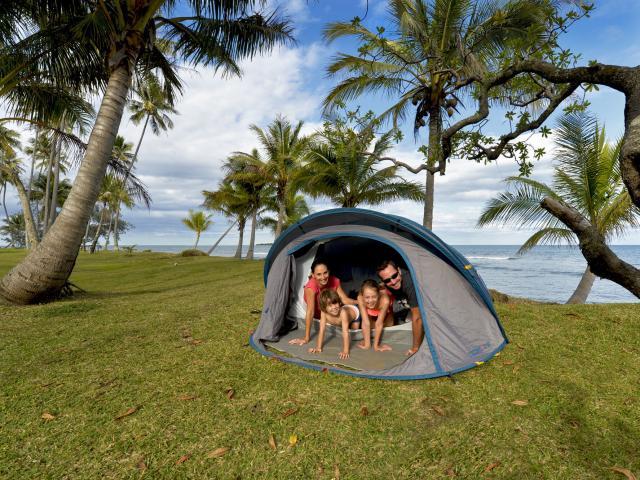 Camping Nouvelle-Calédonie