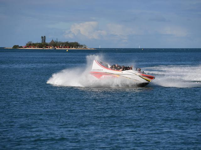 Jetboat Noumea