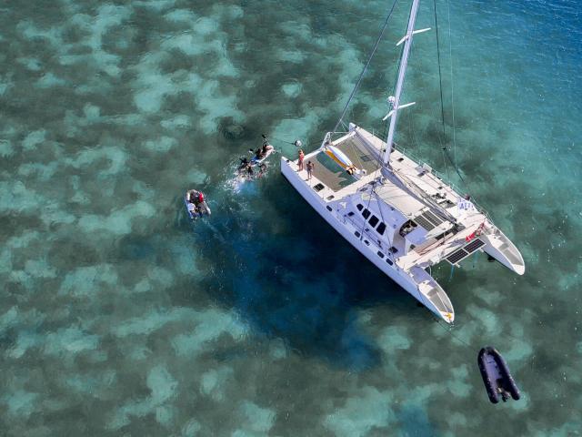 Journée en mer au Phare Amédée - Nouméa