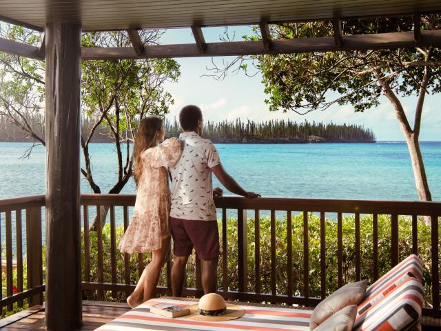 Le Meridien Ile Des Pins Bungalow Terrasse 3