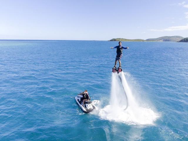 Jetski Jet Fly board - Nouméa