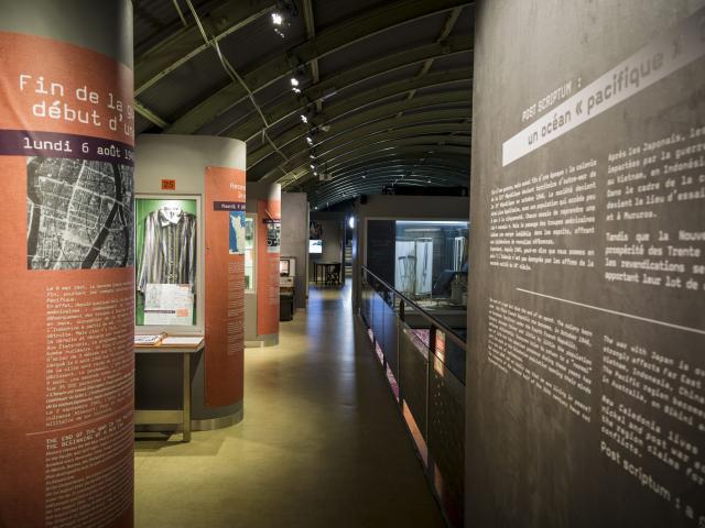 Musée de La Seconde Guerre Mondiale - Nouméa