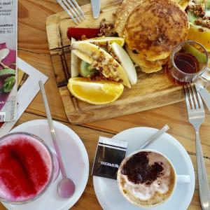 Petit déjeuner - Nouméa