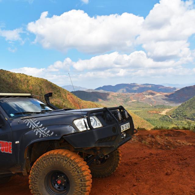 Sortie 4x4 dans le Grand Sud - Yaté