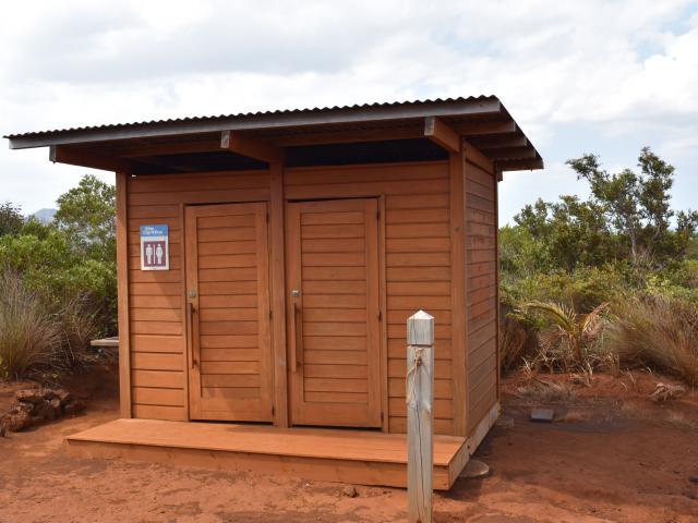Toilettes - Grand Sud