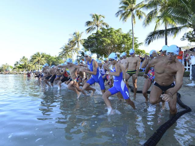 Triathlon - Nouméa