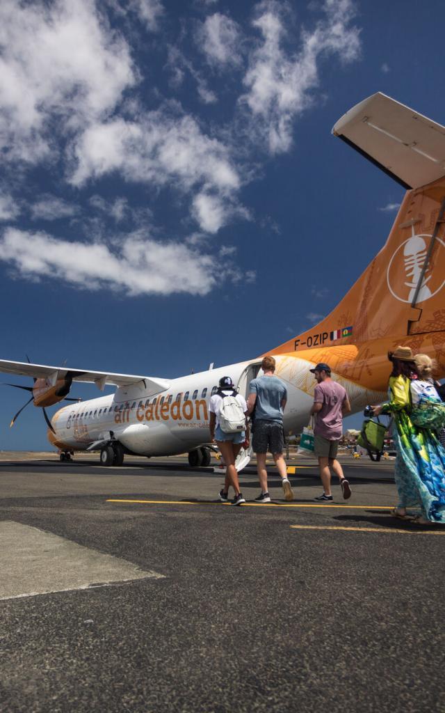 Aérodrome de Nouméa Magenta