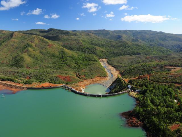 Barrage Yaté