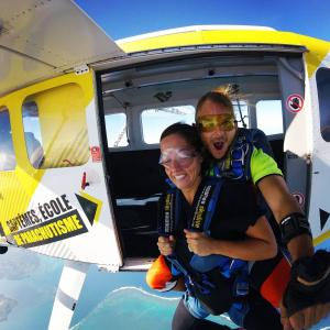 Noumea Skydive Sweet Home