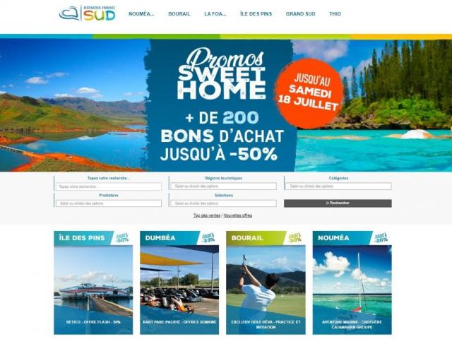 Campagne Sweet Home Website