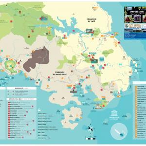 Carte Grand Sud 2020