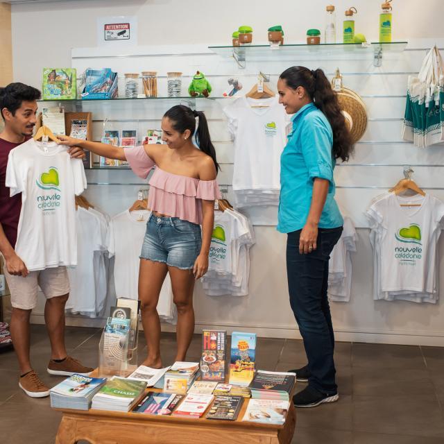 Boutique Office De Tourisme Noumea