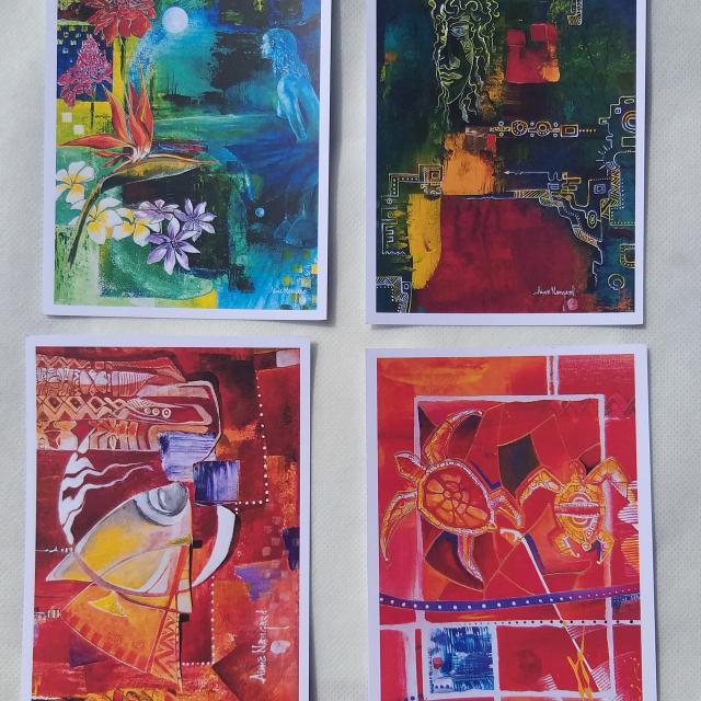 Carte Postale Culture