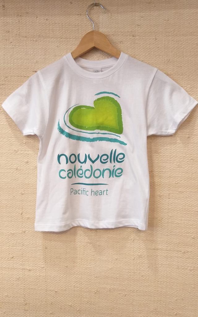 T-shirt Enfant Gros Cœur