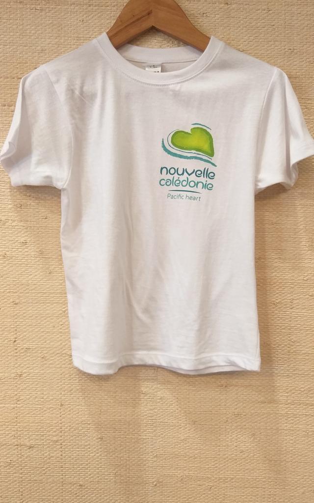 T-shirt Enfant Petit Cœur